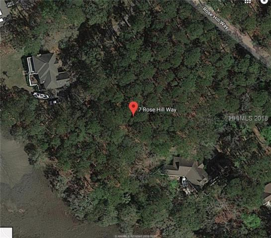 7 Rose Hill Drive, Bluffton, SC 29910 (MLS #386139) :: RE/MAX Coastal Realty