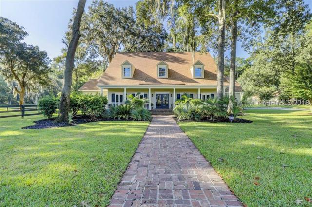 4 Queen Crescent, Bluffton, SC 29910 (MLS #386570) :: The Alliance Group Realty