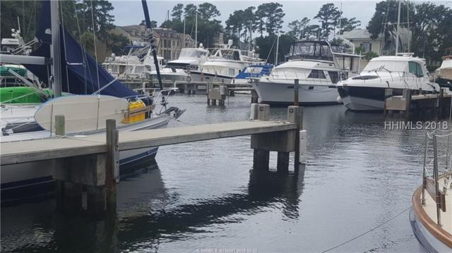 Windmill Harbour Marina, Hilton Head Island, SC 29926 (MLS #386740) :: RE/MAX Island Realty
