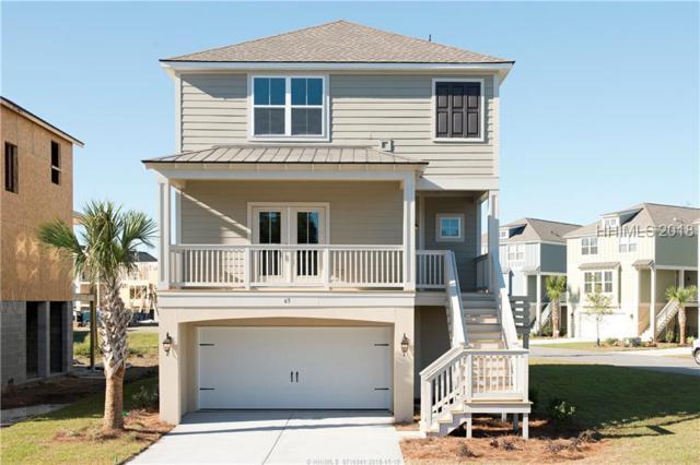 51 Hammock Oaks Circle, Hilton Head Island, SC 29926 (MLS #387130) :: Collins Group Realty