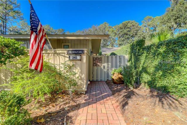 230 Greenwood Drive #345, Hilton Head Island, SC 29928 (MLS #387312) :: Southern Lifestyle Properties