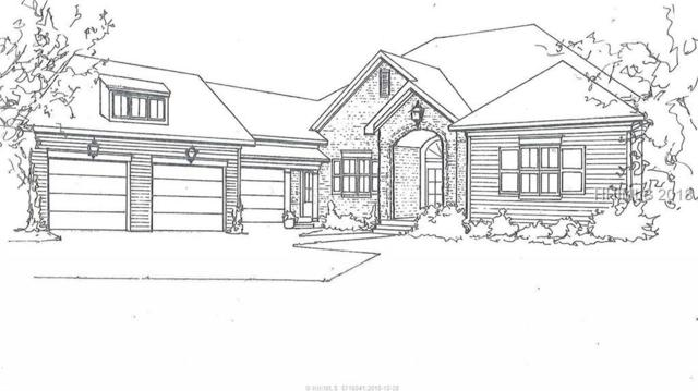 596 Flatwater Drive, Bluffton, SC 29910 (MLS #387495) :: Southern Lifestyle Properties