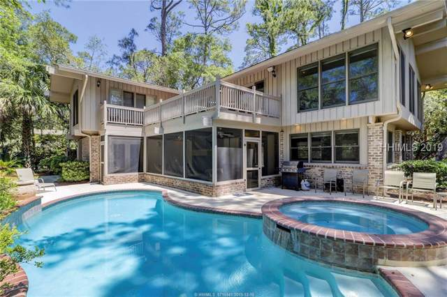 14 Cedar Wax Wing Road, Hilton Head Island, SC 29928 (MLS #387661) :: The Alliance Group Realty