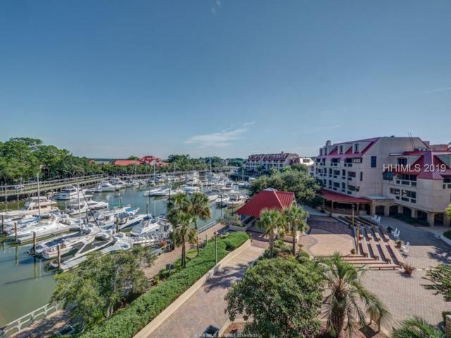 9 Harbourside Lane 7331 D, Hilton Head Island, SC 29928 (MLS #389216) :: The Alliance Group Realty