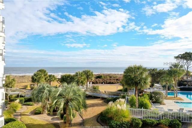 50 Starfish Drive #213, Hilton Head Island, SC 29926 (MLS #389438) :: Southern Lifestyle Properties