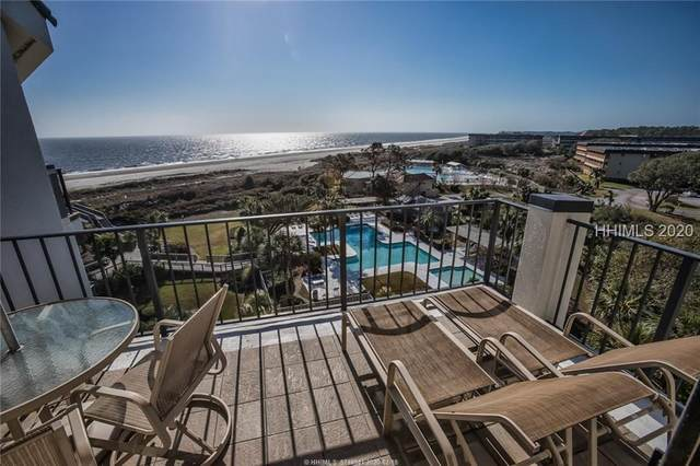 50 Starfish Drive #513, Hilton Head Island, SC 29926 (MLS #390034) :: Schembra Real Estate Group