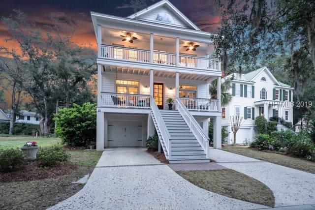 21 Mossy Oaks Lane, Hilton Head Island, SC 29926 (MLS #390446) :: The Alliance Group Realty