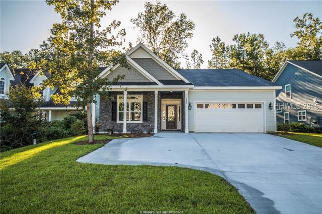 233 Club Gate, Bluffton, SC 29910 (MLS #391655) :: The Alliance Group Realty