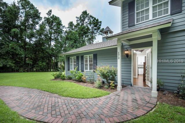173 Sawmill Creek Road, Bluffton, SC 29910 (MLS #391837) :: RE/MAX Coastal Realty