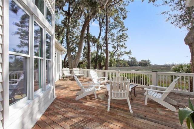 10 Mackays Point, Bluffton, SC 29910 (MLS #391992) :: RE/MAX Coastal Realty