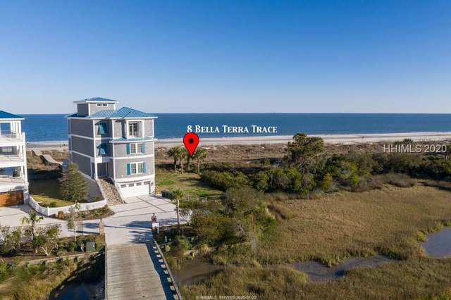 8 Terra Bella Trace, Hilton Head Island, SC 29928 (MLS #392180) :: Hilton Head Dot Real Estate