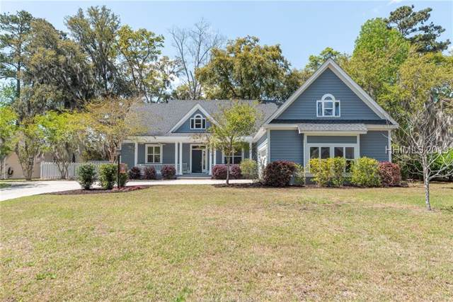 1015 Mustelidae Road, Beaufort, SC 29902 (MLS #392718) :: The Alliance Group Realty