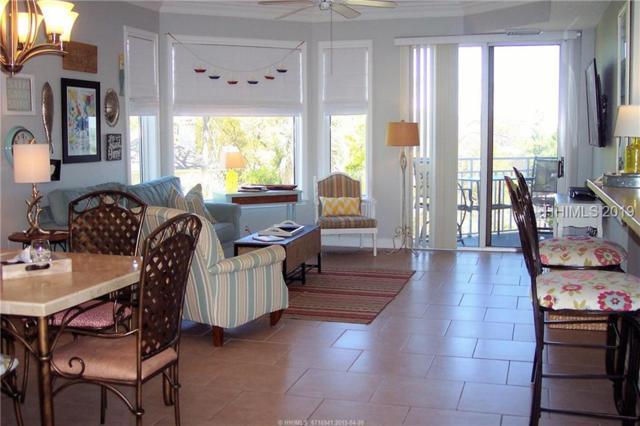 10 N Forest Beach Drive #2303, Hilton Head Island, SC 29928 (MLS #393057) :: RE/MAX Coastal Realty