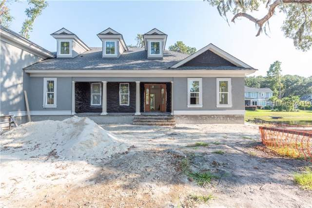 6 Mead Lane, Hilton Head Island, SC 29926 (MLS #393342) :: Southern Lifestyle Properties