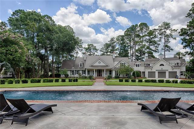 155 Gascoigne Bluff Road, Bluffton, SC 29910 (MLS #393512) :: The Bradford Group