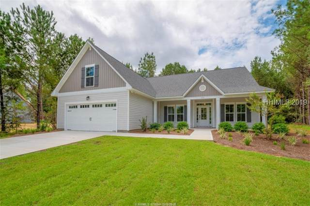447 Osprey Lake Circle, Hardeeville, SC 29927 (MLS #393714) :: The Alliance Group Realty