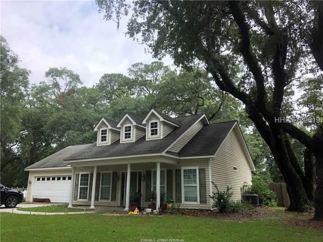 47 Oak Plantation Drive, Ridgeland, SC 29936 (MLS #394799) :: The Alliance Group Realty