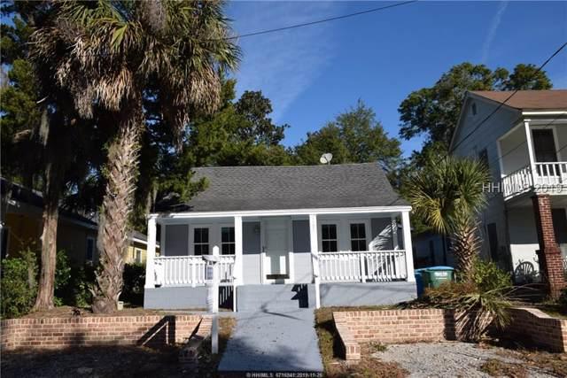 1107 Washington Street, Beaufort, SC 29902 (MLS #395095) :: RE/MAX Island Realty