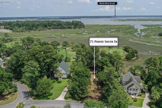 71 Pointe South Trace, Bluffton, SC 29910 (MLS #395163) :: Beth Drake REALTOR®