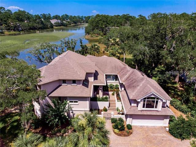 330 Seabrook Drive, Hilton Head Island, SC 29926 (MLS #395305) :: The Coastal Living Team