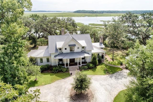 18 Cedar Point, Okatie, SC 29909 (MLS #395503) :: The Alliance Group Realty