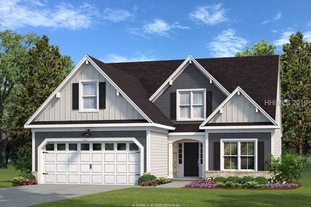 88 Wyndham Drive, Bluffton, SC 29910 (MLS #395509) :: Southern Lifestyle Properties