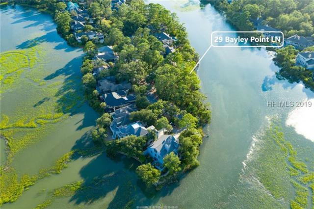 29 Bayley Point Lane, Hilton Head Island, SC 29926 (MLS #395555) :: Southern Lifestyle Properties