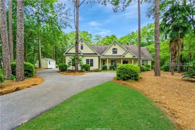 693 Sams Point Road, Beaufort, SC 29907 (MLS #395610) :: Collins Group Realty