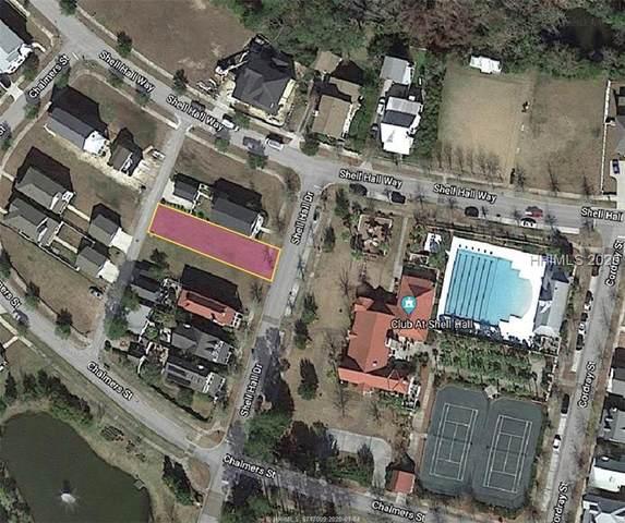 25 Shell Hall Drive, Bluffton, SC 29910 (MLS #395849) :: The Sheri Nixon Team