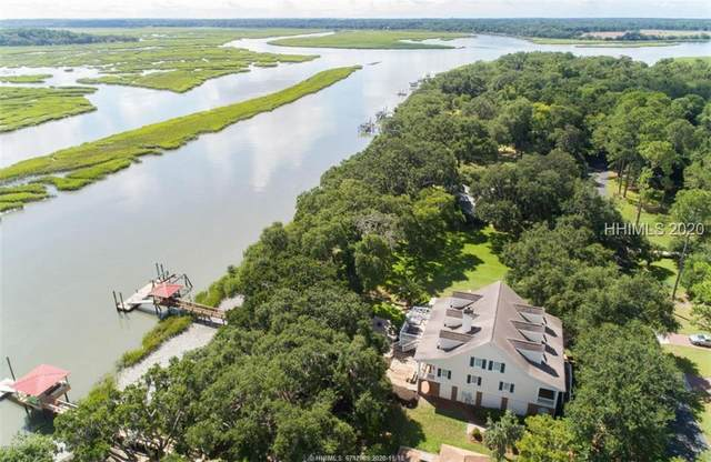 210 Distant Island Drive, Beaufort, SC 29907 (MLS #395854) :: The Alliance Group Realty