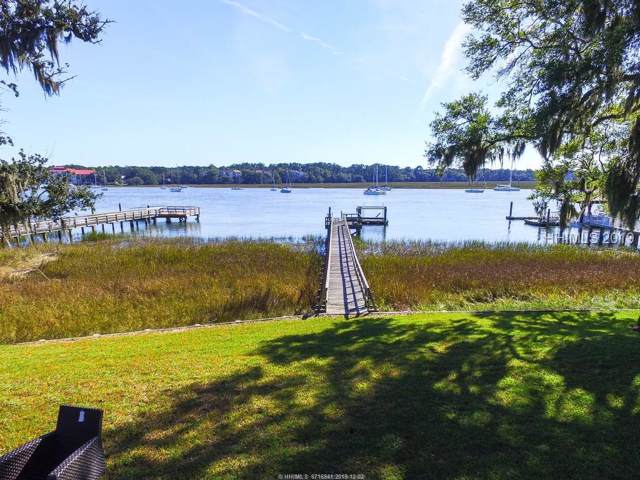 24 Widewater Road, Hilton Head Island, SC 29926 (MLS #396149) :: Schembra Real Estate Group