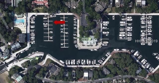 B-36 Boatslip Windmill Harbour, Hilton Head Island, SC 29926 (MLS #396885) :: Beth Drake REALTOR®