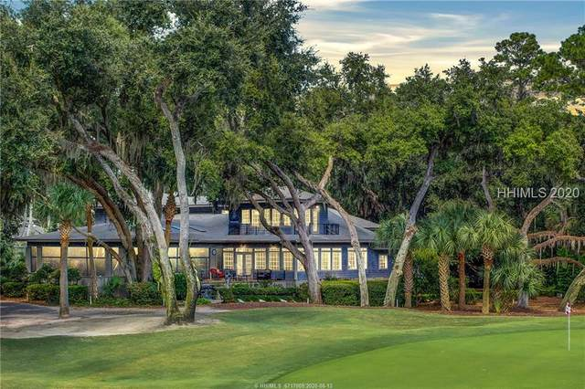 18 Turnberry Lane, Hilton Head Island, SC 29928 (MLS #396888) :: Hilton Head Dot Real Estate
