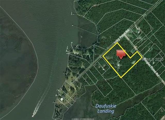 64 Haig Point Road, Daufuskie Island, SC 29915 (MLS #397214) :: Beth Drake REALTOR®