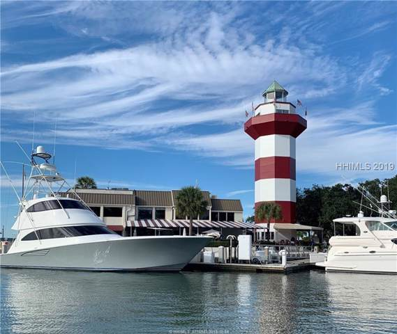 82 Harbour Town Yacht Basin, Hilton Head Island, SC 29928 (MLS #397341) :: The Bradford Group