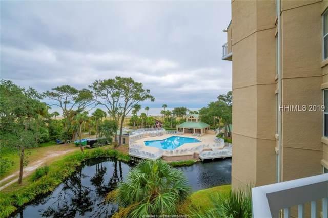 75 Ocean Lane #303, Hilton Head Island, SC 29928 (MLS #397409) :: Judy Flanagan