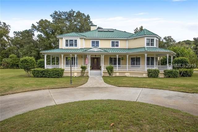1 Cottingham Rd, Bluffton, SC 29910 (MLS #397673) :: Southern Lifestyle Properties