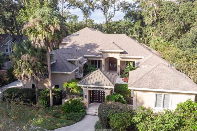 4 Otranto Court, Hilton Head Island, SC 29928 (MLS #397723) :: The Coastal Living Team