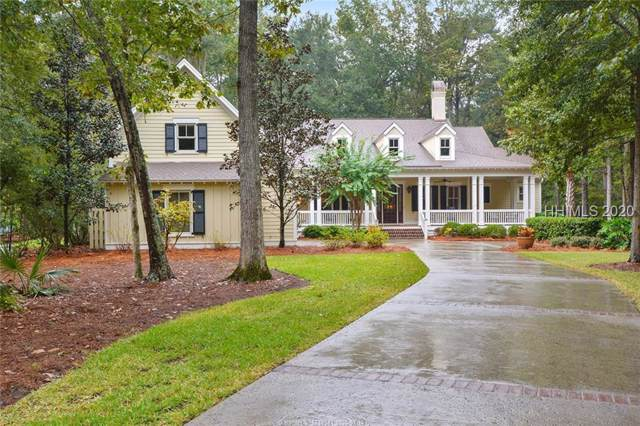 27 Oldfield Village Road, Bluffton, SC 29909 (MLS #397751) :: Collins Group Realty