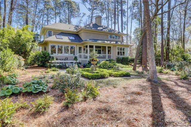 26 Long Brow Road, Hilton Head Island, SC 29928 (MLS #398173) :: Schembra Real Estate Group
