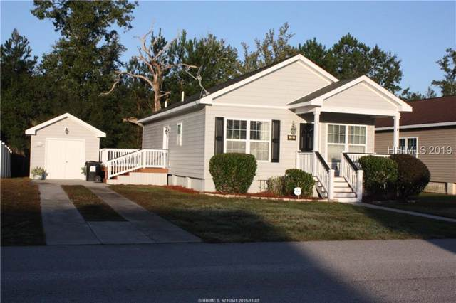 62 Okatie Park Circle W, Ridgeland, SC 29936 (MLS #398234) :: RE/MAX Coastal Realty