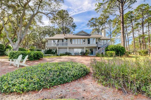 5 Overlook Place, Hilton Head Island, SC 29928 (MLS #398342) :: The Coastal Living Team