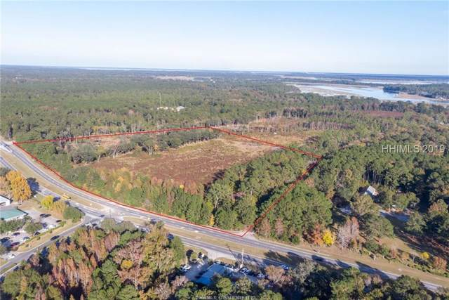 1691 Okatie Highway, Okatie, SC 29909 (MLS #398377) :: Collins Group Realty