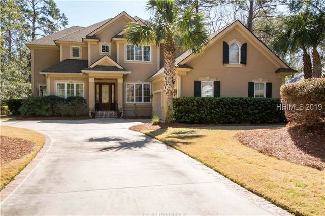 619 Colonial Drive, Hilton Head Island, SC 29926 (MLS #398407) :: Collins Group Realty