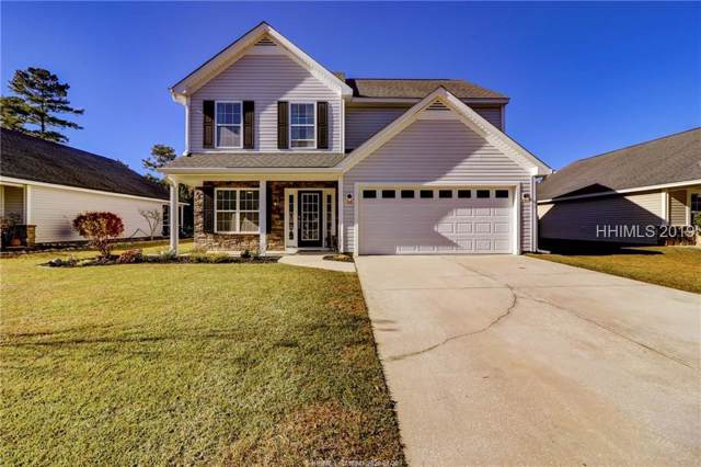 271 Hearthstone Drive, Ridgeland, SC 29936 (MLS #398676) :: The Coastal Living Team