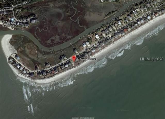 485 E Tarpon Boulevard, Fripp Island, SC 29920 (MLS #398889) :: Hilton Head Dot Real Estate