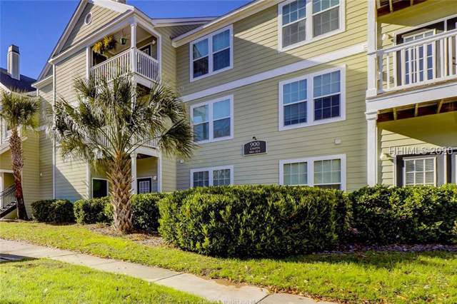 100 Kensington Boulevard #909, Bluffton, SC 29910 (MLS #398941) :: RE/MAX Island Realty