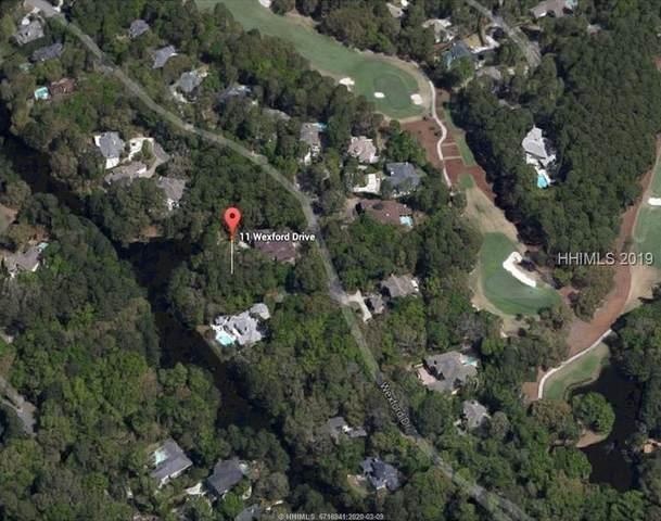 11 Wexford Drive, Hilton Head Island, SC 29928 (MLS #398973) :: The Coastal Living Team