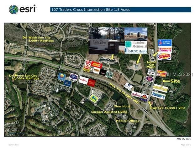107 Traders Cross, Okatie, SC 29909 (MLS #399023) :: The Bradford Group