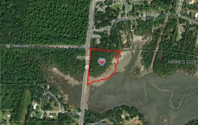 Parris Island Gateway, Beaufort, SC 29906 (MLS #399046) :: Schembra Real Estate Group